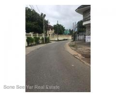(SL 22-00568) , Than Lwin Street, Golden Valley, Bahan Township