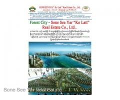 (SCH 16-00815) , Between Malaysia and Singapore, Forest City