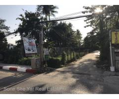 (RL 14-00828) , 7mile, Corner of Pyay Road and Inlay Yeik Thar Road, Mayangone Township