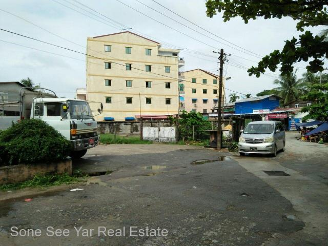 (CJV -00875) , Corner of Aung Theik Hti Road and Khaing Shwe War Road, Mayangone Township
