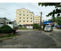 (SL 17-00876) , Corner of Aung Theik Hti Road and Khaing Shwe War Road, Mayangone Township