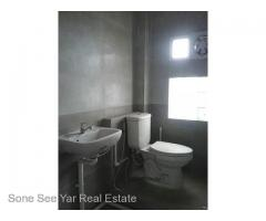 (RC 1-00954) For Rent Penthouse 25' × 50' Sabal St, Ahlone Township.