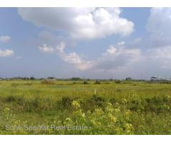 (SL 14-000969) For Sale Myaung Daga Industrial Zone, Mhawbi TSP.