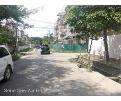 ( SH 6 - 00998) , For Sales House , Inyar Myaing Road , Near Su Poun Street , Bahan Township
