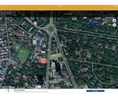 (SL 24 - 001000) For Sale Pyay and Uwisara Both Site Front View Land, Sanchaung TSP တြင္ေရာင္းမည္၊၊
