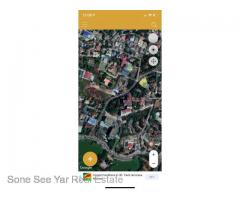 (SL 24 - 001002) For Sale Phoesein Street Land 31 Storey Pass YCDC Bahan TSP တြင္ေရာင္း