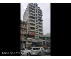 ( SC 5 - 001004) For Sale Mini Condo 6 Floor Latha Street Latha TSP တြင္ေရာင္းမည္ ၊၊