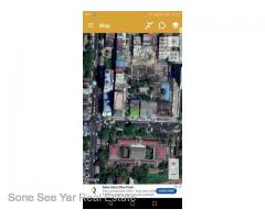 ( RH 12 - 001005) , For Rent House , Conor of (45) Road and Merchant Road , Bothadaung Township