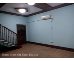 RH12-001020, For Rent House, Pyay Road, Khapaung Street, Mayangone Tsp.