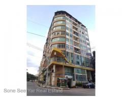 Golden View Tower (RC9-001038), For Rent Condo @ Mingalar Taung Nyunt Tsp.