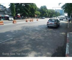 Pyay  8 Mile  ( RL 12 - 001046) For Rent Land @ Mayangone TSP