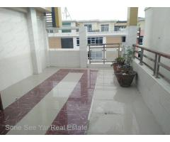 Yay Kyaw Road, (RC 1-001078), For Rent Condo @ Pazundaung Tsp.