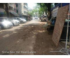 Botahtaung 4th St, (SA 10-001082) For Sale Apartment @ Botahtaung Tsp.