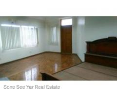 Corner of Inya Yeik Tha St. and Bawdi Yeik Tha St. (RC 4-001104) For Rent Condo @ Bahan Tsp.