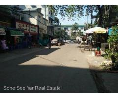 Nyaung Tone Street (RC 2-001122) For Rent Condo @ Sanchaung Tsp.