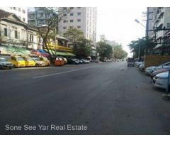 Botahtaung Pagoda Road (SA 10-001125) For Sale Apartment @ Botahtaung Tsp.