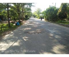 Nawaday Housing (SL6-001154), For Sale Land @ Hlaing Tharyar Tsp.