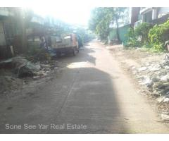 Ka Naung 6th Street (SI 5-001166) For Sale Industrial Zone @ Shwe Pouk Kan Industry