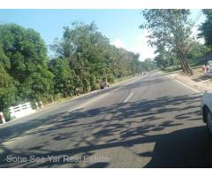 Yangon - Pyay Road, (SL 14-001165) For Sale Land @ Hmawbi Tsp.