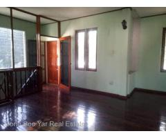8 mile, Pyay Road (SH 13-001139) For Sale House @ Mayangone Tsp.