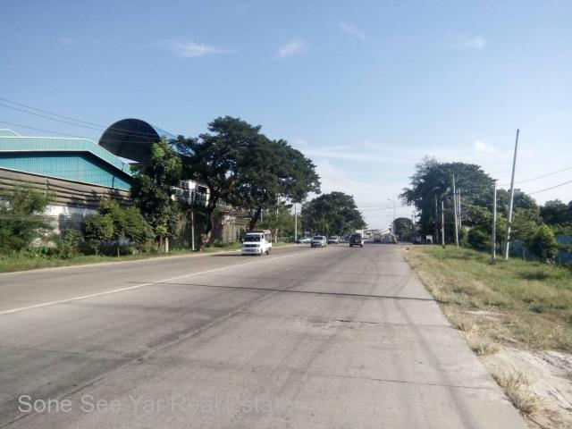 Khay Mar Thi Road , ( RI 9 - 001225) , For Rent Land @ North Okkalapa Tsp.