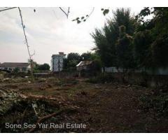 Back Street of Shwe Gone Daing Main Road, ( SL 22 - 001240) , For Sale Land @ Bahan Township