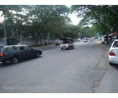 Dhammazedi Main Road , ( SL 20 - 001242) , For Sale Land @ Bahan Tsp.