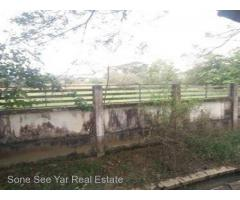 East Dagon Industrial Zone , ( SL 16 - 001263) ,For sale Industrial Land @ East Dagon Tsp.