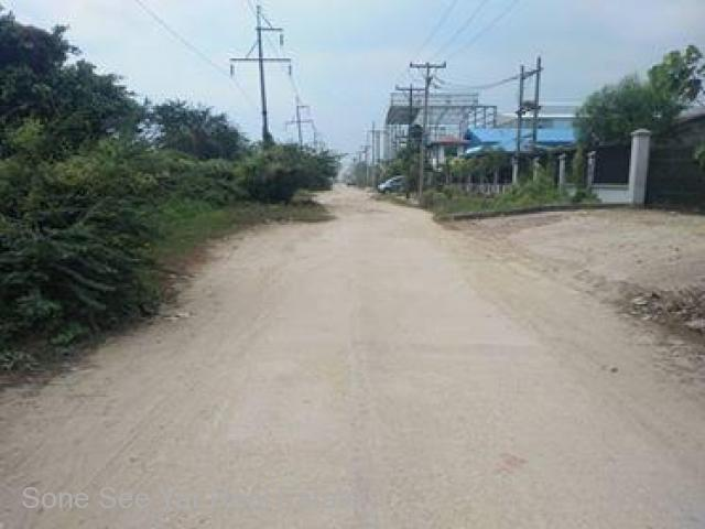 East Dagon Industrial Zone , ( SL 15 - 001265) ,For sale Industrial Land @ East Dagon Tsp.