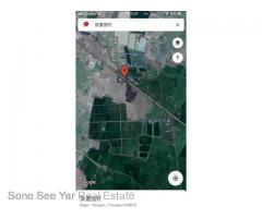 Thanat Pin Street , (SL13-001310) For Sale Land in Bago Township