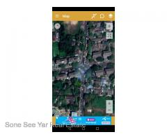 Pyay Road, Near 8 Mile junction,( SL-23-001300 ) For Sale Land @ Mayangone Tsp: