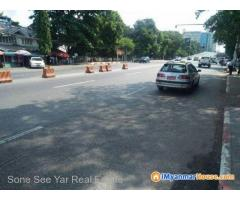 Pyay Road, Near 8 Mile junction,( SL-24-001301 )For Sale Land @ Mayangone Tsp:
