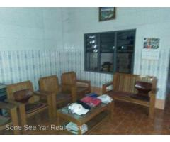 Than Thu Mar Rd,(RH7-001336) For Rent House in South Okkalapa Tsp