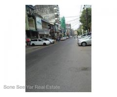Ngu War  Street, (RA5-001244) For Rent House in Ahlone Township