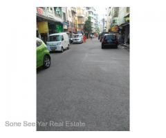 Thukha Street,(SA8-001345) For Sale Apartment in Hlaing Township.