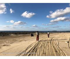 Ngwe Saung Beach, (SL20-001350) For Sale Land in Pathein Township.