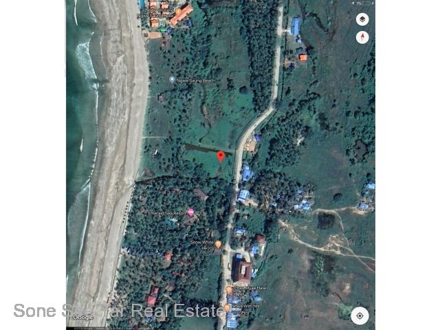 Hotel Zone 1, (SL23-001359) For Sale Land in Ngwe Saung, Pathein Tsp.