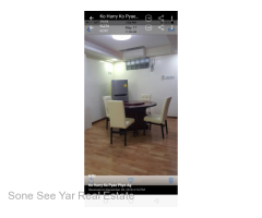 Thein Phyu Road , ( RC 9 - 001366) , For Rent Condo @ Botahtaung Tsp.
