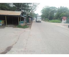 Industrial Zone 3,(RL14-001387) For Rent Land in Hlaing Tharyar Tsp