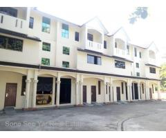 (RHL 1 - 001421) ,For Rent Condo @ Thaketa Tsp.