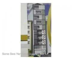 U Phee Street,( SMC -001425), For Sales  Mini Condo in Sanchaung Tsp.