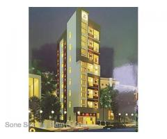 Theik Pan St,(SMC 2-001443), For Pre Sale Mini Condo in Ahlone Tsp.