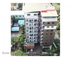 Mya Kan Thar 4 St, (SC1-001458) For Sale Condo in Hlaing Tsp