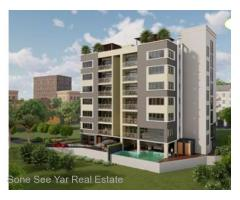 Lay Daung Kan St,(SC2-001484) For Pre Sale Condo at Thingangyun Tsp.