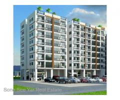Aung Thit Sar St,(SC1-001493) For Sale Condo at Insein Tsp.