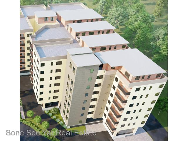 Ywar Lae St,(SC1-001497) For Sale Condo at Thingangyun  Tsp.