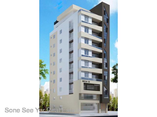 Padonmar Street,(SMC4-001502), For Pre Sales Mini Condo at Sanchaung Tsp.