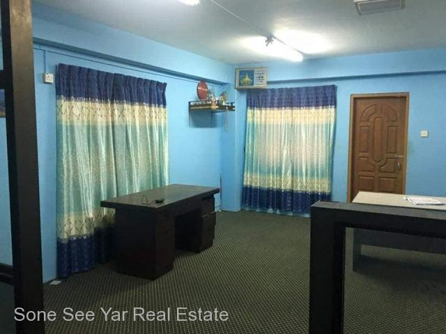 Baho Main Road ,( SA 10 – 001508) , For Sale Apartment @ Sanchaung Tsp.