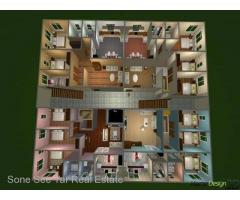 Pawtawmu Pagoda St, (SC2-001556) For Sale Mini Condo At Mayangone Tsp
