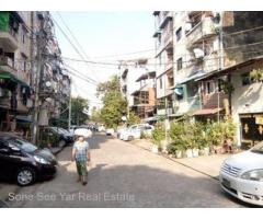 East Baho Street ,(SA 5 -001560),For Sale Apartment At Yankin Tsp.